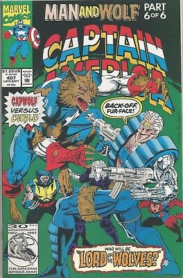 CAPTAIN AMERICA #407 (1985) Back Issue (S)