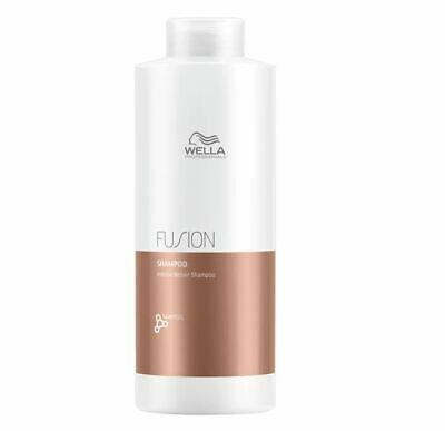 Wella New Fusion Intensives Regenerierendes Shampoo 1000 ml