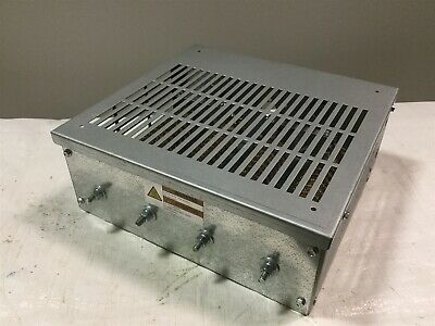 NEW Powerohm WR 2500 Wire Wound Heating Element Box 2200W w/60T Limit 240VAC