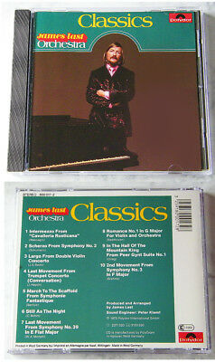 JAMES LAST Classics .. 1988 Silber Red Polydor CD