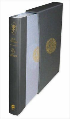 The Fall of Arthur (Deluxe Slipcase Edition) by J. R. R. Tolkien 9780007489893