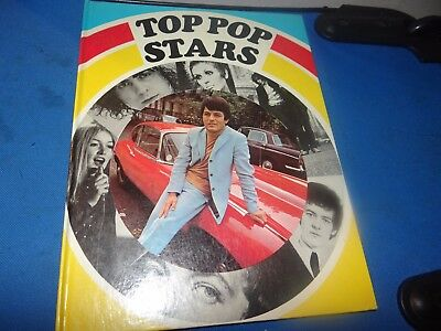 Top Pop Stars Annual 1970