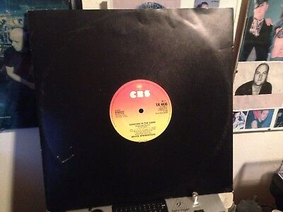 "Bruce Springsteen - Dancing In The Dark 12"" Vinyl (TA4436)"