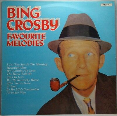 Bing Crosby Favourite Melodies LP
