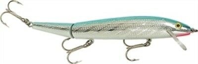 """J20S Rebel 4.5"""" Jointed Minnow 3/8 oz Silver/Blue Fishing Lure"""