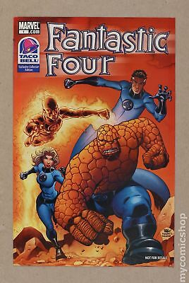 Fantastic Four Taco Bell Exclusive Edition (2009) #1 VF 8.0
