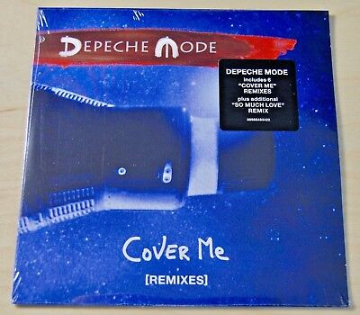 depeche mode cover me remixes cd single 2017 picclick uk. Black Bedroom Furniture Sets. Home Design Ideas