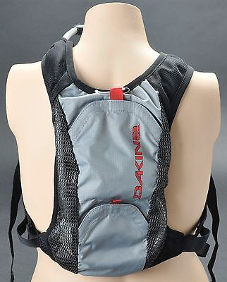 Dakine Waterman Hydration Pack 70 ounces Gray Cycling Hiking Pockets