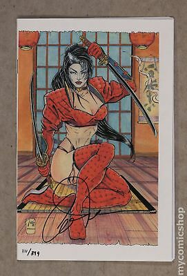 Shi The Way of the Warrior (1994) Ashcan #1WT VF/NM 9.0