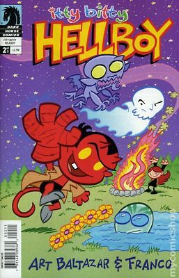 Itty Bitty Hellboy (2013 Dark Horse) #2 VF