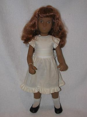 """16"""" Red Haired Sasha Doll With Tag England"""