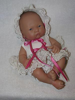 "Precious 9"" La Newborn Berenguer Baby Doll Dressed Cute"