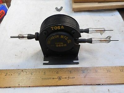 VTG Raytheon 706A FIXED FREQUENCY Magnetron Microwave tube