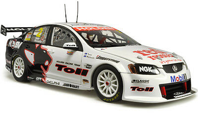 2010  20th Anniversary HRT VE  Commodore Tander/McConville 1:18 Carlectables