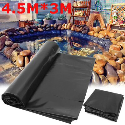 178'' X 118''  Fish Pond Liner Reinforced HDPE Heavy Duty Guaranty Landscaping
