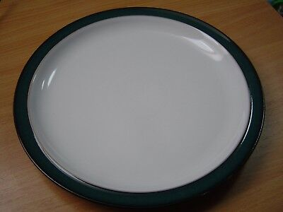 Denby Regency Green 4 X 26.5cm Deep Dinner Plates