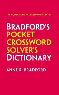 Collins Bradford's Pocket Crossword Solver's Dictionary: Over 125,000...