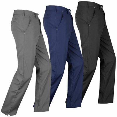 Island Green Mens All-Weather Insulated Golf Pant Trouser 33% OFF RRP