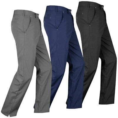 Island Green Mens All-Weather Windproof Insulated Golf Pant Trouser 33% OFF RRP
