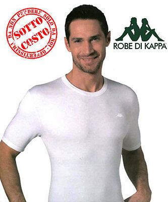 Robe di Kappa - 3 SHIRTS FOR MAN WARM COTTON - WHITE E COLOURED