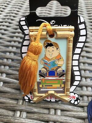 DISNEY DSSH Surprise Release Pins--BOOKMARKS--RUSSELL--FROM UP