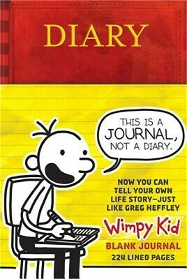 Diary of a Wimpy Kid Blank Journal (Hardback or Cased Book)