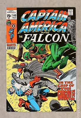 Captain America (1968 1st Series) #140 VF 8.0