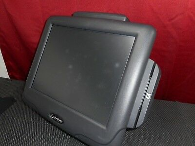 P1560 Touch Radiant Terminal w/ P707 Rear Display And Stand