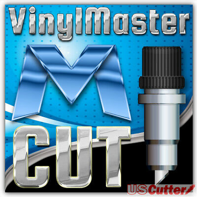 VinylMaster Cut - Vinyl Cutter Sign Making Design & Cut Software - USCutter