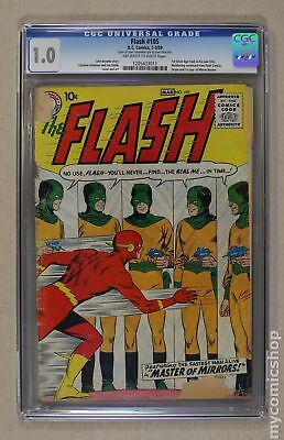 Flash (1959 1st Series DC) #105 CGC 1.0 1205433011
