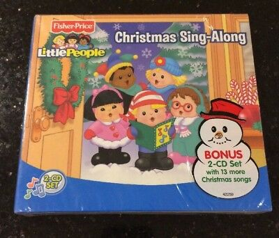 Fisher-Price Christmas Sing-Along - New & Sealed