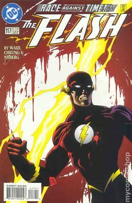 Flash (1987 2nd Series) #117 FN