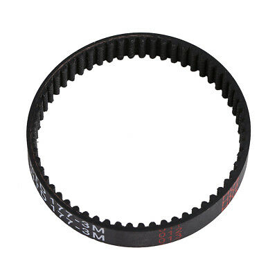 9mm Toothed Planer Drive Belt Rubber Black And Decker KW715 KW713 BD713 177 DY