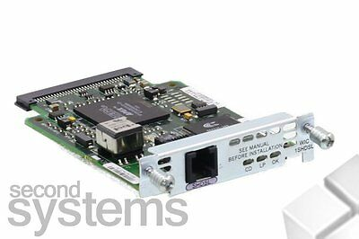 Cisco SHDSL Interface Card for Router the 1700 Series - WIC-1-SHDSL