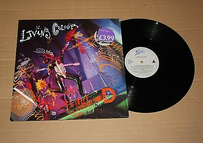 "Living Colour - Love Rears Its Ugly Head (Ext) 12"" single UK 1990 (656593 6) Vg+"