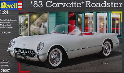 REVELL® 07067 ´53 Corvette® Roadster in 1:24