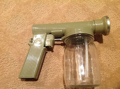 VINTAGE GREEN Kibry Dual Sanitronic 80 - SPRAY & SUDS-O-GUN with FOAM GENERATOR