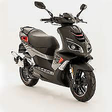 Peugeot Speedfight 50cc 4 Total Sport Scooter 2017MY 4 Total Sport