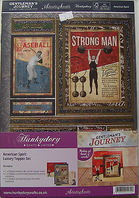 DIE-CUT TOPPER SET   American Spirit