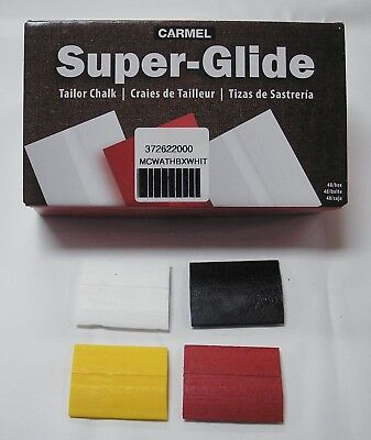 9 Pieces of Super-Glide Tailor Chalk - 2 Assorted Packages to Choose From