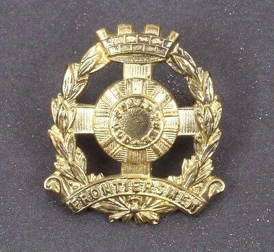 "Unusual Regimental  Badge ""Frontiersmen"""