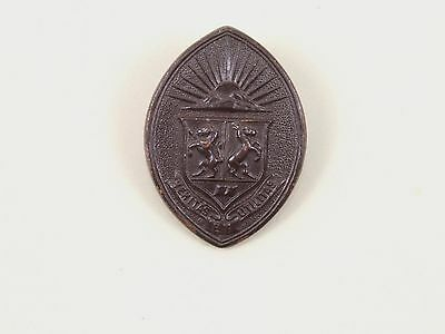 Unusual Regimental Cap Badge