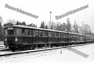 DR 275 354-9  S-Bw Wannsee 1981 / org. Negativ + Datei!  136#12