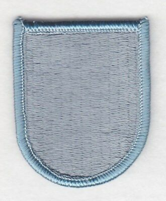 Army Beret Patch:  19th Special Forces Group - merrowed edge