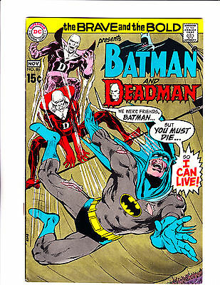 Brave & The Bold  No.86    : 1969 :    : Neal Adams Cover & Story! :