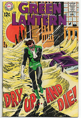 Green Lantern :: 65 :: Dry Up... And Die