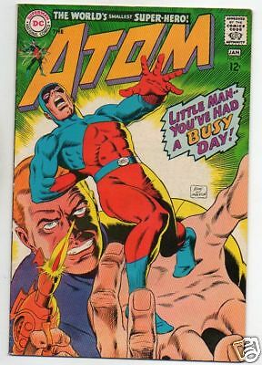 The Atom :: 34 :: Kane And Anderson Cover