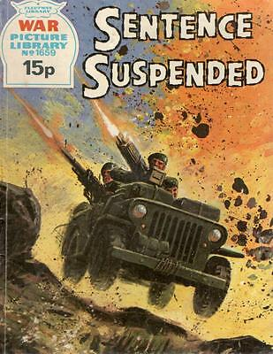 1979 1659 31727 War Picture Library  SENTANCE SUSPENDED