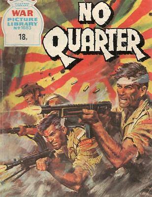 1979 1683 31752 War Picture Library  NO QUARTER