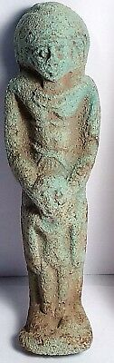 Ancient Egyptian Style Replica Ushabti Amulet 1500-500 Bc Scu999C...collectibles